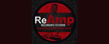 ReAmp Recording Studio Logo