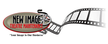 New image theatre maintenance logo - your image is out business